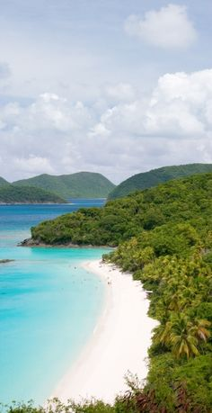 St. John, Trunk Bay- definitely my favorite place