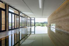 Indoor lap pool, Verdura Spa