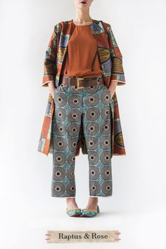 African Inspired Fashion, African Print Fashion, Dress Over Pants, Creation Couture, Cute Jackets, India Fashion, Fashion Sewing, Mode Inspiration, Sewing Clothes