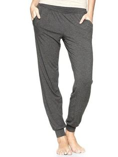 Gap Body Lounge Pants: I don't know about you, but the minute I get home from a busy day at work I slip right into loungewear. Gap's Pure Body drop-waist pants ($40) have been my go-to lately. Give them to the lady in your life who loves relaxation and will appreciate the supersoft cotton and stylish, slouchy fit.   — Lauren Turner, associate editor