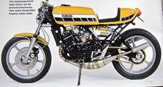 YAMAHA RD350 LC1981