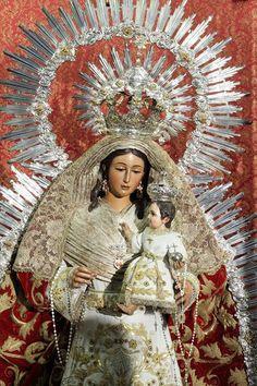 Madre de Dios del Rosario de Triana Sevilla España