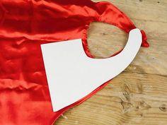 DIY tutorial: Superhelden cape maken via DaWanda.com