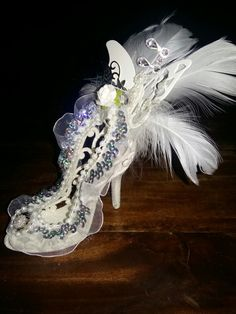 Shabby chic Little shoe