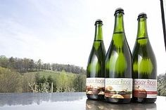 Award Winning Hard Cider from Foggy Ridge Cider in Dugspur, VA--Visit the tasting room to sample the 5 varieties!