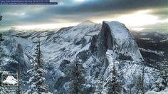 Half Dome Yosemite CA Spring 2015 : )