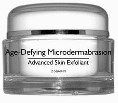 Skin exfoliant see description @ http://cosmeticdesires.com/shop.shtml