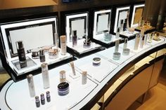 The new Christian Dior beauty counter at Bergdorf Goodman