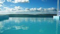 stunning Infinity pool looking over the ocean