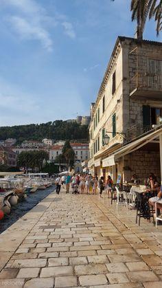 Hvar - queen of Dalmatian islands - nookniffler Reading Time, Dalmatian, Slovenia, Summer Vibes, Croatia, Islands, Milan, To Go, Street View
