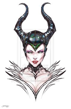 Daily @deviantART Picks for 07/22/2014 #Malificent #Disney #SleepingBeauty | Images Unplugged