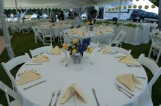 The guest tables at a wedding reception at The Alpine Homestead in the Adirondacks in upstate NY Homesteading, Special Events, Wedding Reception, Tables, Table Decorations, Home Decor, Marriage Reception, Mesas, Decoration Home