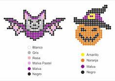 Billedresultat for hama beads halloween