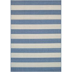 You'll love the Fielding Cornflower / Ivory Indoor/Outdoor Area Rug at Wayfair - Great Deals on all Décor  products with Free Shipping on most stuff, even the big stuff.