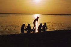 sunset chill