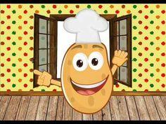 Zelenina - učíme se poznávat zeleninu - pro děti - provází pan Brambor - YouTube Family Guy, Youtube, Fictional Characters, Fantasy Characters, Youtube Movies, Griffins