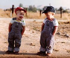 two little boys..yes please.