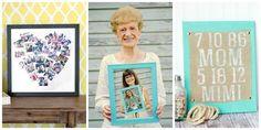 11 Sentimental Crafts to Make Grandma for Mother's Day  - CountryLiving.com