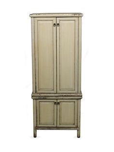 Cream Four Door Tall Chest by Madera on Gilt Home