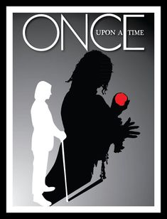 Rumpelstiltskin / Mr Gold - Once Upon a Time (OUAT) Inspired - Movie Art Poster