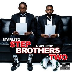 Starlito & Don Trip – Step Brothers 2 (Album Stream)- http://getmybuzzup.com/wp-content/uploads/2013/10/don-trip-starlito.jpg- http://getmybuzzup.com/starlito-don-trip-step-brothers-2-album-stream/-  By Mr.X Starlito and Don Trip are back with their latest project 'Step Brothers 2′. It comes with 13 tracks and features from Keving Gates, Robin Raynelle, Billy Falcon Singa B. Here is a free stream of the entire thing. The album can be purchased on iTunes. Listen to the a