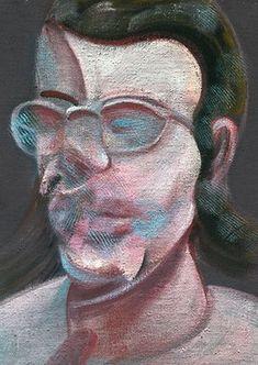 Francis Bacon, Two Studies for Portrait of Clive Barker, 1978 Francis Bacon, Pablo Picasso, Michel Leiris, Robert Motherwell, Vincent Van Gogh, Colour Field, David Hockney, Mark Rothko, Gcse Art