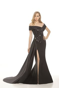 Eleni Elias Collection Official Web Site - Mother of the Bride Collection - Style M114