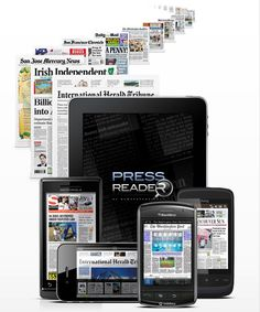 Who said newspapers are dead?