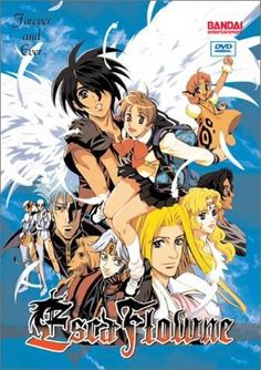 ESCAFLOWNE anime.