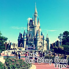 My Walt Disney World Tips [Part Two - Planning]