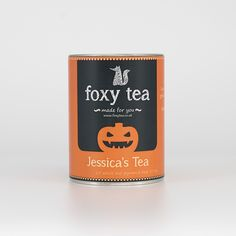 """Get prepared for """"trick or treat"""" with this fantastically frightening Halloween tea."""