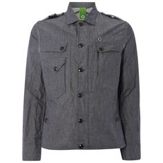 CPO-1 OUTERSHIRT - MA.STRUM