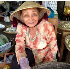 Blue eyed vendor at Dang Ba market, Hue, Vietnam Blue Eyes, Hue, Vietnam, Stuffed Mushrooms, Travel, Stuff Mushrooms, Viajes, Destinations, Traveling