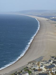 Chesil Beach Wow! How lucky I am to live on an island that has so much beauty....