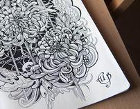 Sketchbook 2011 (vol3) by Irina Vinnik, via Behance-Be prepared to be blown away!