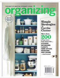 47You Asked:  Good Organizing Reads!
