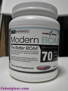 USPLabs Modern BCAA. Anabolic!
