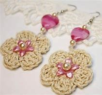 Image result for Free Crochet Jewelry Patterns Rings