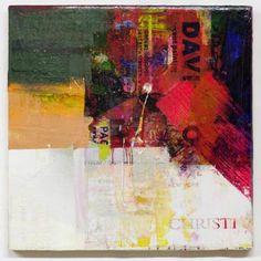"Saatchi Art Artist Peter Vahlefeld; Painting, ""Advertisement Artforum #5"" #art"