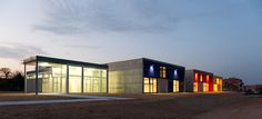 Primary School In O Revel / Cendón – Vázquez Arquitectos