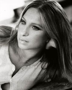Barbra Streisand... I think she is exquisitely beautiful!!