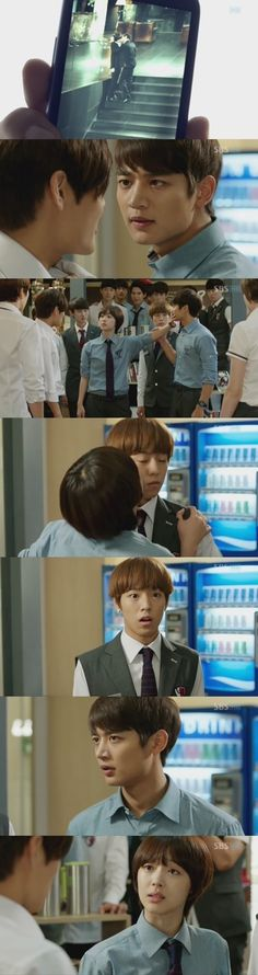 'To the Beautiful You' Sulli and Min Ho's Kiss Photo Leaked, Fixes the Situation by Kissing Lee Hyun Woo