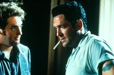 Michael Madsen and the late Chris Penn