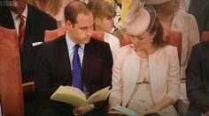 This picture says so much. William and Catherine are so in love. Their chemistry is so palpable, even in photos. They are truly a powerful couple and will be amazing parents.