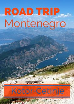 """Driving over Montenegro's """"black mountain"""" Mt Lovćen on one of the most spectacular mountain roads in the world"""