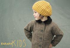 kokokoKIDS: Retro Coats for Kids.