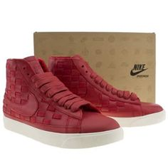 The Nike Blazer has had a makeover. Thoughts?    #nike #blazer #shoes    Love them!