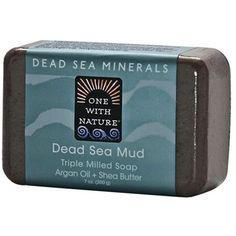 Dead Sea Soap | One with Nature