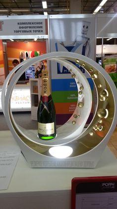 Производство VIRTU Работа: Глорифайер  POPAI AWARDS Rossia 2015