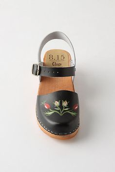 Lapprose Clogs